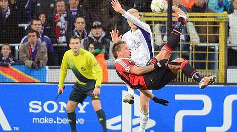 Siena – Milan 1-2 le pagelle: Mexes in extremis porta la Champions