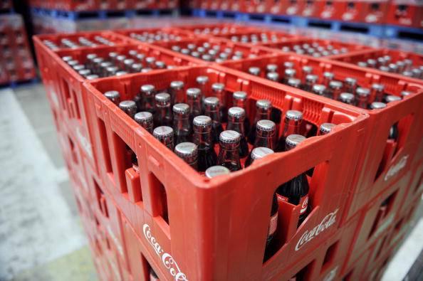 """Coca Cola, sit-in dei dipendenti a Roma: """"Io non me la bevo"""""""