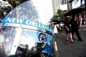 Polizia New Orleans (getty images)