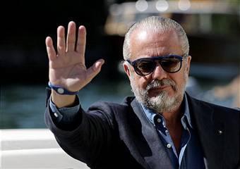 """Napoli, il messaggio di De Laurentiis: """"Forza, reagiamo"""""""
