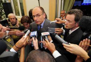 Enrico Letta (getty images)