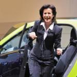 Salone dell'auto di Ginevra: Annette Winkler, numero uno di Smart, ha illustrato la strategia aziendale