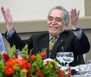 Gabriel Garcia Marquez (Ronaldo Schemidt/AFP/Getty Images)