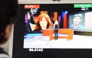 Trasmissione tv dedicata a Sarah Scazzi (Getty Images)
