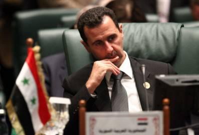 Bashar al-Assad (Getty Images)