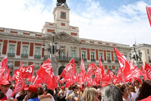 SPAGNA / Sciopero generale, prima vera protesta contro il governo Zapatero