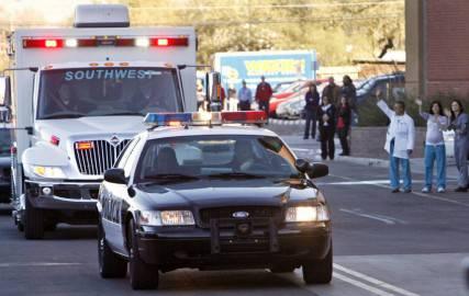 Polizia USA (getty images)