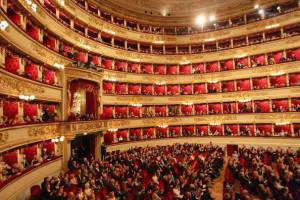 Teatro La Scala a Milano ( Vittorio Zunino Celotto/Getty Images)