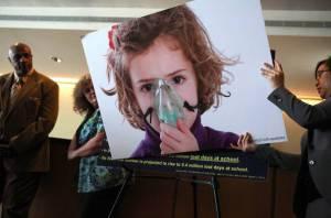 Asma infantile (Justin Sullivan/Getty Images)