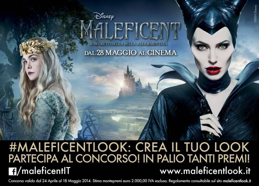 """""""Maleficent"""": il concorso del film e il ruolo di Malefica secondo Angelina Jolie"""