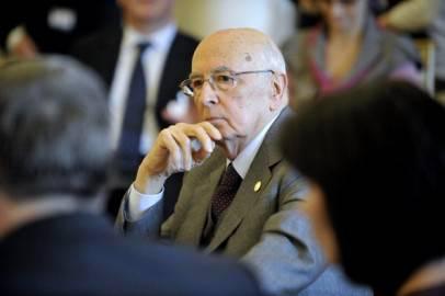 Giorgio Napolitano (Getty Images)