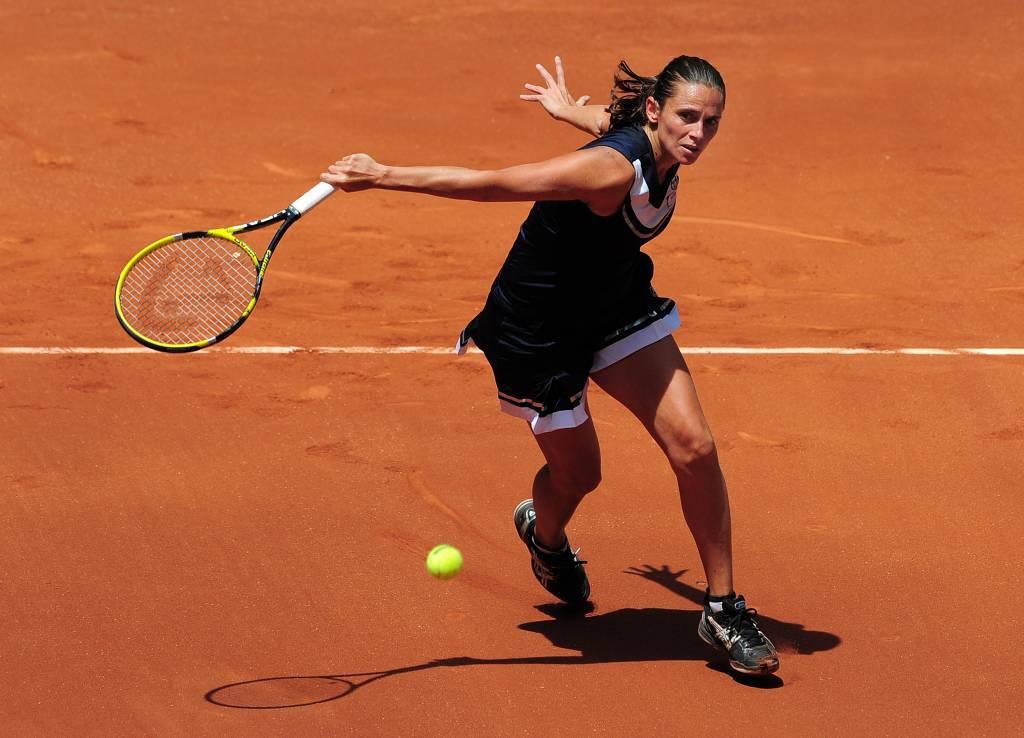 Tennis, Katowice si tinge d'azzurro: trionfa Roberta Vinci