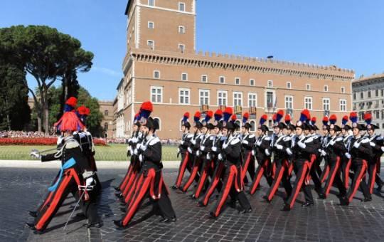 Festa della Repubblica: Napolitano ha ringraziato chi opera nelle zone terremotate
