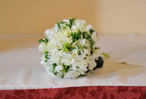 Bouquet di nozze (Getty Images)