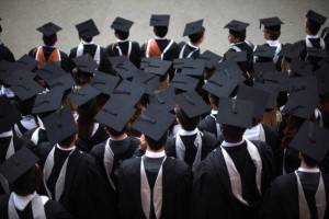 Bachelor degree (getty images)