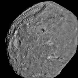 Un asteroide ripreso da un telescopio Nasa (Getty Images)