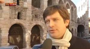 Pippo Civati (screenshot Skytg24)