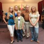 Pendergraft, la famiglia del Ku Klux Klan