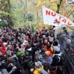 No Tav: nuovi scontri nella notte in Val di Susa