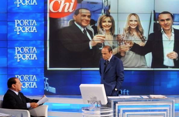 Crisi dei talk-show, solo Bruno Vespa tiene il passo