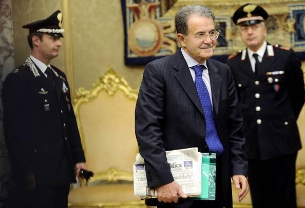 """Grande affluenza alle primarie del centrosinistra, Prodi: """"Ci speravo"""""""