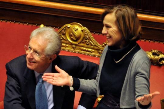 Riforma del Lavoro: Monti e Fornero propongono un mercato più dinamico
