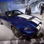 Chicago Auto Show: flipper celebrativo per i 50 anni di Ford Mustang