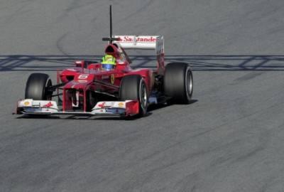 139764285 400x270 Ferrari F1, Felipe Massa: Potevamo fare un tempo migliore, ma non era nostro obiettivo