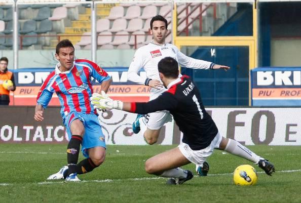 Serie A, 25a giornata: Catania – Novara 3-1 pagelle e tabellino