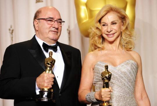 Notte degli Oscar 2012: 'The Artist' è il vincitore, Ferretti-Lo Schiavo unici italiani premiati