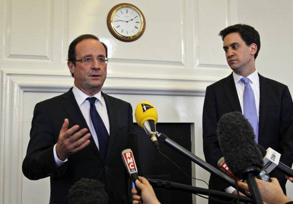 Presidenziali francesi: 71,96% di affluenza con Hollande presumibilmente in testa