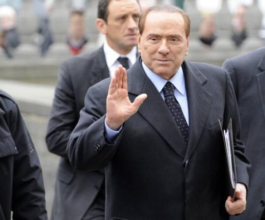 """Pdl, Silvio Berlusconi: """"Sostegno al Governo Monti fino a quando sarà necessario"""""""