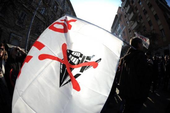 Tav-Terzo Valico: occupato terreno ad Arquata Scrivia da parte degli attivisti