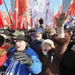 Russia: continuano le manifestazioni contro Putin, 65 gli arrestati