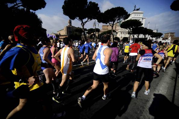 Maratona di Roma: vince il kenyano Luka Kanda
