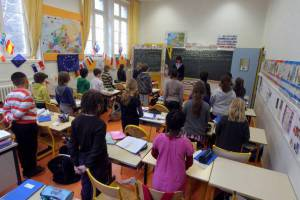 Scuola (PIERRE VERDY/AFP/Getty Images)