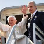 """Papa Benedetto XVI in Messico: """"Il marxismo non è più attuale"""". A Cuba incontrerà Fidel Castro"""