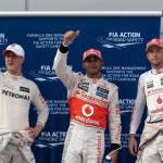 Formula1, qualifiche Gp Malesia 2012: McLaren in prima fila, tonfo Ferrari