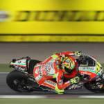 """MotoGp 2012, Valentino Rossi: """"Di lasciare la Ducati non ci penso proprio"""""""