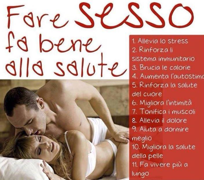 fare bene l amore video matrimoniale