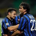 Serie A: Inter – Cesena 2-1. Zarate salva Stramaccioni