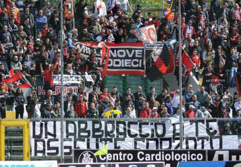 Tifosi della Nocerina (getty images)