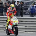 MotoGp 2012: Valentino Rossi e Ducati questione di feeling o… di pioggia