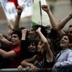 """Concerto Primo Maggio, gli organizzatori: """"Siamo in 750mila"""""""