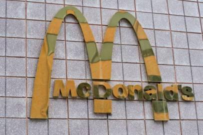 Logo McDonald's (KAREN BLEIER/AFP/GettyImages)