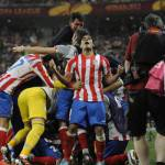 Finale Europa League: vince l'Atletico Madrid grazie a Falcao