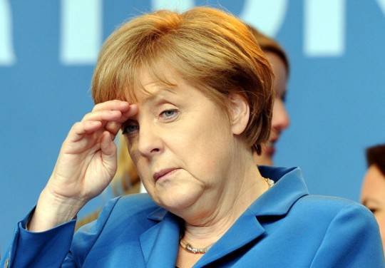 Crisi europa merkel s la germania forte ma la sua forza non infinita - La germania cucine opinioni ...