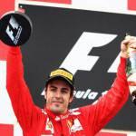 """Ferrari F1, Fernando Alonso: """"Ho motivato la squadra con le canzoni di David Bisbal"""""""