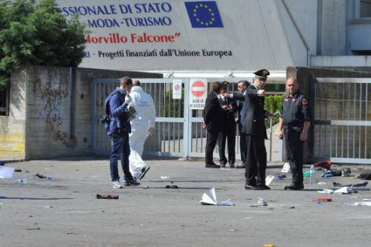 """Attentato Brindisi, Procura Antimafia Lecce: """"Risultati tempestivi anche se non esaustivi"""""""