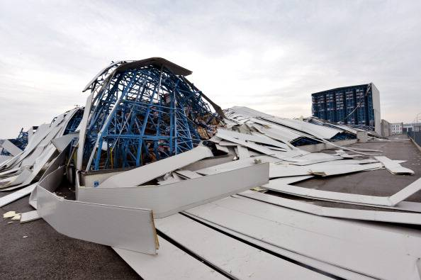 Terremoto in Emilia: nuova scossa a Sant'Agostino
